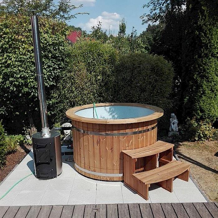 Hot Tub Badezuber Badefass Badetonne Isbjorn Hot Tubs